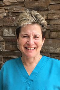 Massage Therapist, Stacey at Parkside Health & Wellness Center