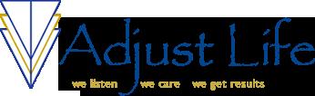 Adjust Life logo - Home