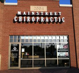 main street chiropractic building