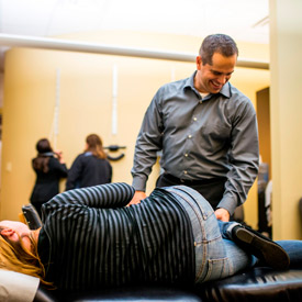 Our Techniques, Chiropractic