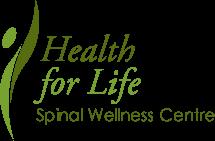 Health For Life Spinal Wellness Centre logo - Home