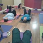 Yin Yoga Experience September 19, 2016