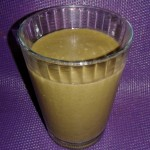 Smoothie in glass.20200724_174251