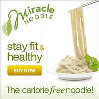 Noodle Stay Fit and Healthy graphic