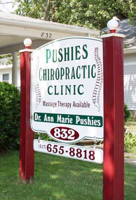 Welcome to Pushies Chiropractic Clinic!
