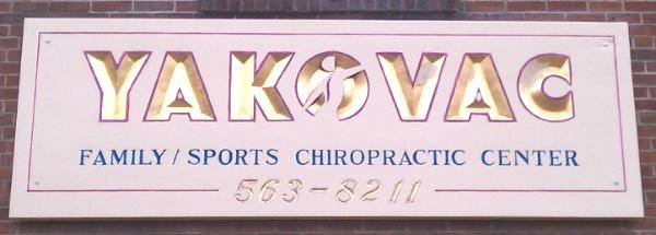 Yakovac Sign