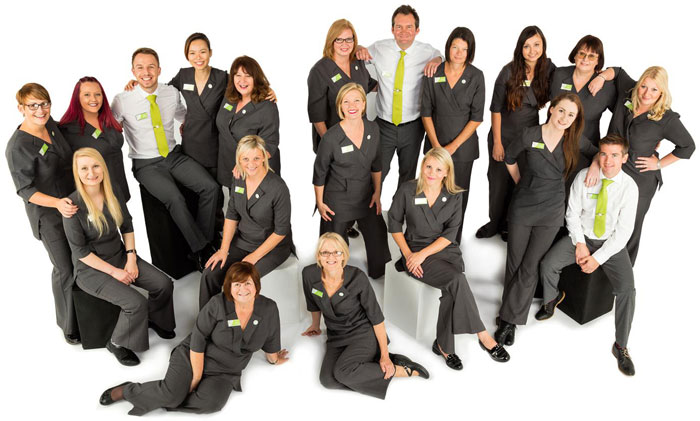 The Chirohealth Clinic team!