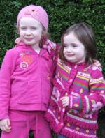 Dr Ed Bates of Cork beautiful daughters.