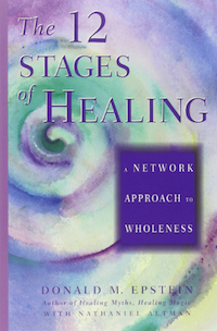 12 Stages of Healing book cover