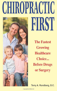 Chiropractic First book cover