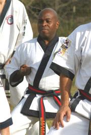 Master Wayne Boozer