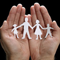 paper-chain-family-protected-in-cupped-hands