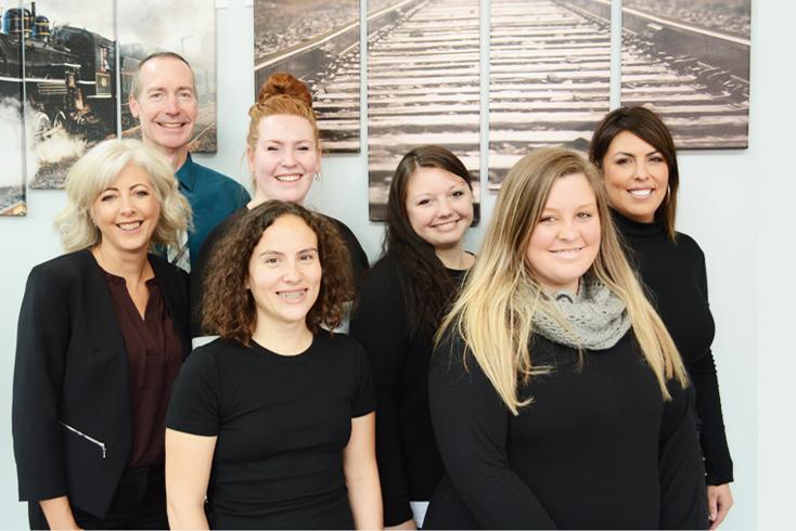 Full Avise Chiropractic team