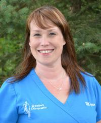 Goebel Chiropractic Financial Coordinator, Megan