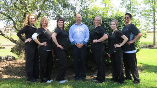 Health Care Team at Goebel Chiropractic.