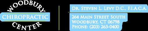 Woodbury Chiropractic Center logo - Home