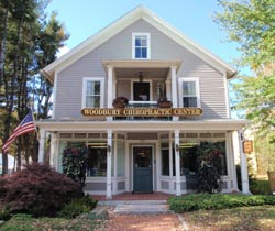 Woodbury Chiropractic Center is a Registered Historic Landmark, where local tradition and modern healthcare blend.