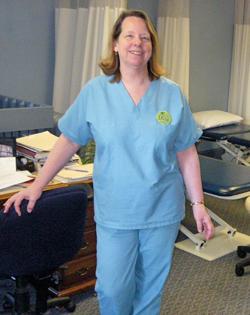 Woodbury Physical Therapist, Maureen Munson-Bette