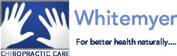 Whitemyer Chiropractic logo - Home