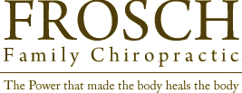 Frosch Family Chiropractic logo - Home