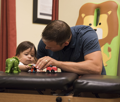 Our chiropractic kids love their chiropractors as much as we love them!