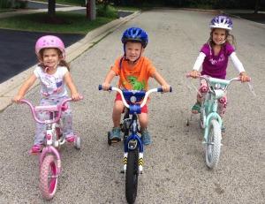 PWC Kids Exercise