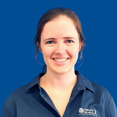 Massage therapist Perth, Courtney Turner