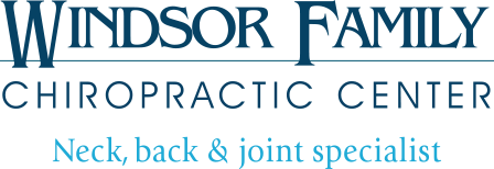Windsor Family Chiropractic logo - Home