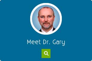 Meet Dr Gary