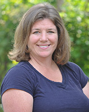 Kristine is a licensed and certified massage therapist.