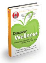 Discover Wellness book cover