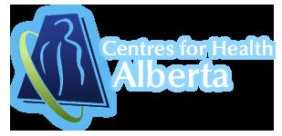 Centres for Health Alberta logo - Home