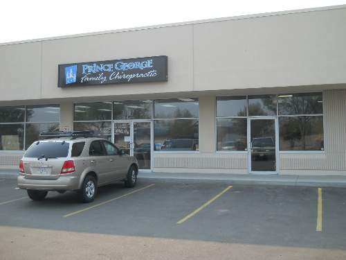 Our Prince George Office