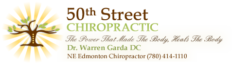 50th Street Chiropractic logo - Home