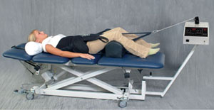 Decompression Traction Therapy