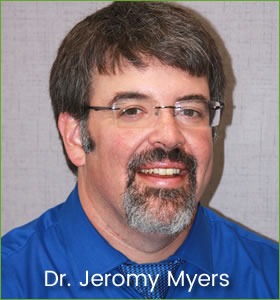 Get to Know Dr. Jeromy Myers