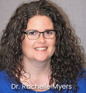 Get to Know Dr. Rachelle Myers