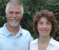 Dr. Les Peterson and Dr. Melanie Bober