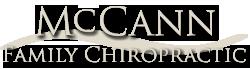 McCann Family Chiropractic logo - Home