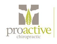 Proactive Chiropractic logo - Home