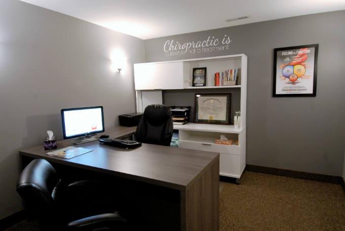 Patient Doctor Consultation Area