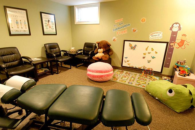 Childrens Adjustment Room
