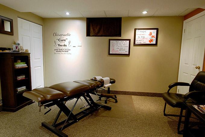 Practice Adjustment Room