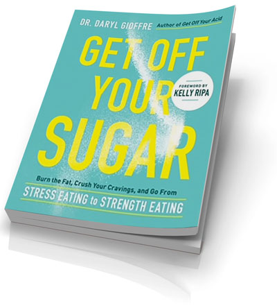 Get Off Your Sugar Cover