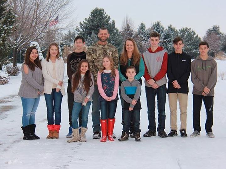 Cromwell Family