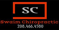 Swaim Chiropractic logo - Home