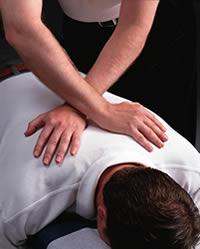 Diversified Chiropractic Adjustment