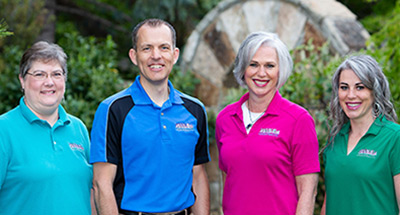 The Pinnacle Chiropractic Team