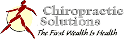 Chiropractic Solutions logo - Home