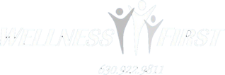 Wellness First logo - Home